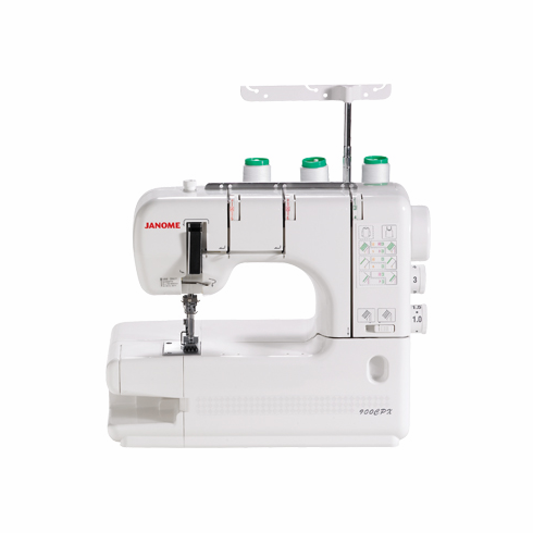 Refurbished:  Janome CoverPro 900CPX Freearm Chainstitch Machine ~ $ave