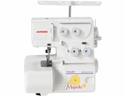 Refurbished:  Janome Magnolia 7034D- 3/4 Thread Serger with Differential Feed ~ $ave