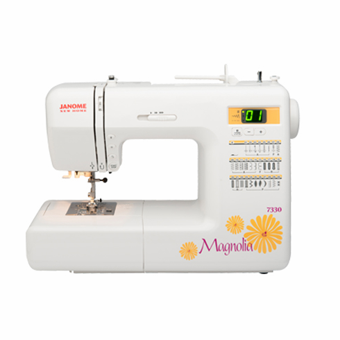Refurbished:  Janome Magnolia 7330 Computerized Sewing Machine ~$ave