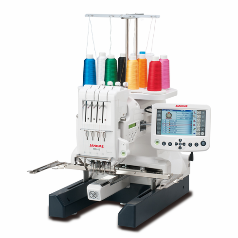 Refurbished: Janome MB4N 4-Needle Embroidery Only Machine  <br><b><i><font color=red> ~ $ave Includes FREE Embroidery Starter Kit</br></b></i></font color=red>