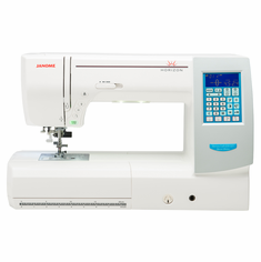 Refurbished: Janome Memory Craft Special Edition MC8200 QCP SE Sewing & Quilting Machine<p><b><i><font color=red><i> INCLUDES START UP KIT~ $ave</font></b></i></p>