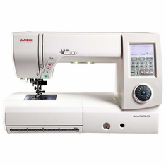 Refurbished: Janome New Home JNH7700QCP  Sewing and Quilting Machine<p><font color=red> *NOW ON SALE Plus, FREE STARTER KIT !</font></b></i></p> ~$AVE