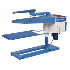 Reliable™ 424HAB Vacuum Ironing Board Ultimate flexibility and performance