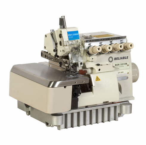 Reliable™ MSK40NCF4040 Reliable 40SO Industrial Serger Semi Impressive Industrial Serger Sewing Machine