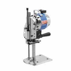 "Reliable 6000FS<p> 8"" Straight Knife Cloth Cutting Machine:  .65HP. 3400 RPM, 8"" Blade (XD-629)</p>"