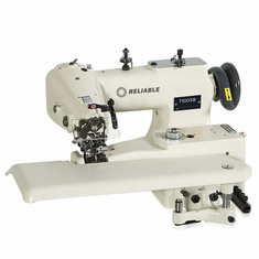 "Reliable 7100SB <p>Industrial Blindstitch Sewing Machine   ""The Ultimate Blindhemmer""  </p>"