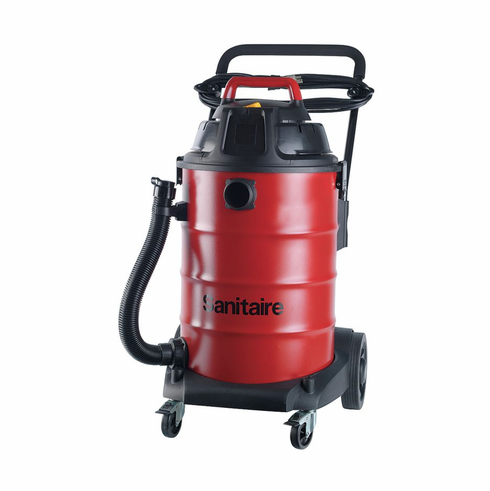 Sanitaire Industrial Wet & Dry Vacuum ~ 16 Gallon Tank~  Model SC-6065A