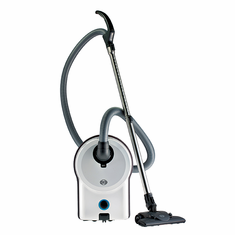 SEBO AIRBELT D1 Kombi  Canister Vacuum with Combination Nozzle   * includes a free year supply of bags