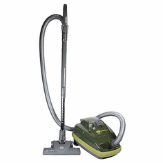 SEBO AIRBELT K2 TURBO Canister Vacuum with Turbo Brush Nozzle * includes a free year supply of bags