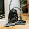 SEBO AIRBELT K3 Premium Canister Vacuum with ET-1 Power Head  * includes a free year supply of bags