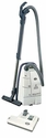 Sebo C3.1 White 9630AM Air Belt Canister with ET-1 Power Head * includes a free year supply of bags