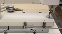 """Sew Steady """"Long Arm"""" Clear Acrylic Portable Table - 16in x 16in"""