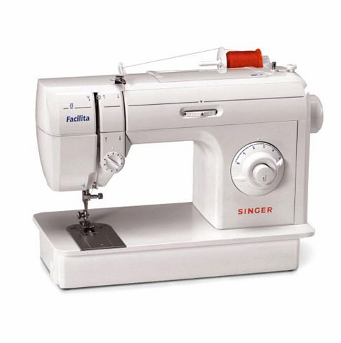 Singer 2000 Series Heavy Duty Flat Bed Sewing Machine