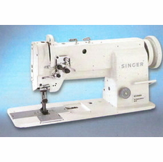 Singer 4412A566A Two Needle Heavy Duty Lockstitch Machine