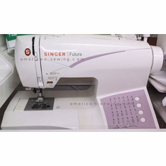 SINGER Futura SES1000 All-in-One Sewing, Embroidery & Serging