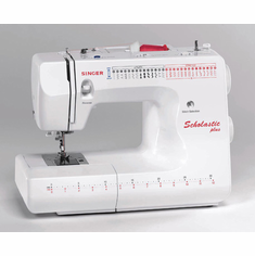 Singer Schoolastic Plus Heavy Duty School Model 6550 with Built in Overedge Stitch