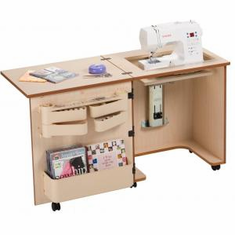 Sylvia Designs Model 610 Sewing Cabinet  sc 1 st  American-Sewing.com & Sylvia Design Sewing Furniture From American-Sewing.com - Worlds ...
