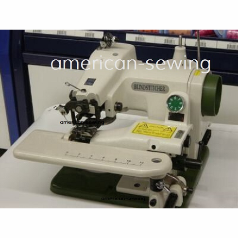 Tacsew BLST40 Blind Stitch Hemmer Industrial Blind Hem Machine ON Fascinating Blind Stitch Sewing Machine For Sale