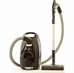 The Bank Vault Canister Vacuum Cleaner includes a FREE year supply of bags!