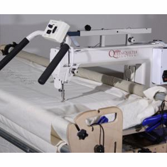 Tin Lizzie Queen Quilter Long Arm Quilter w/ Stitch Regulator & Frame