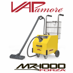 Vapamore <p>MR-1000 Forza Commercial Grade Steam Cleaning System</p>