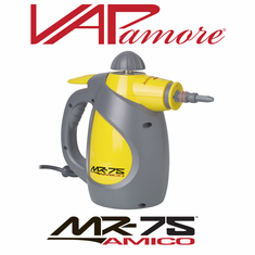 VAPamore <p> MR-75 AMICO Portable Handheld Steam Cleaner </p>