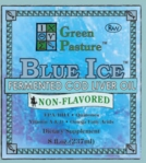 Blue Ice | Non-Flavored (Liquid)