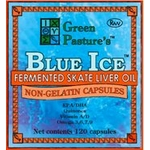 BLUE ICE™ Fermented Skate Liver Oil Products