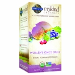 mykind Organics Women's Once Daily | 60 CNT