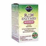 RAW Enzymes™ Women | Garden of Life | 90 CNT