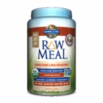 Raw Meal Vanilla Spiced Chai | Garden of Life | 909g