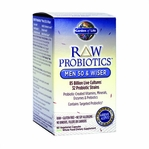 RAW Probiotics™ Men 50 & Wiser | Garden of Life | 90 CNT