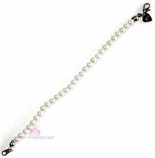 "5.5"" Beauty for Ashes Glass Pearl Jewelry Extender"