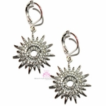 Son of Glory Sun Soleil Star Sunshine Starburst Earrings