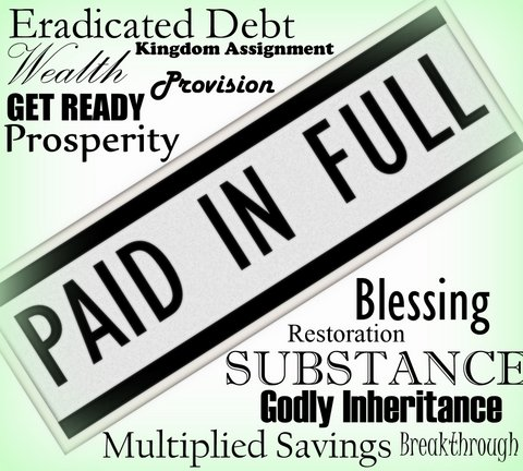 Daily Financial Curse Breaking and Provisional Blessing Audio CD by Janet Mata