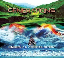 Generations - Kimberly & Alberto Rivera Soaking Worship Meditation Music CD