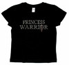 Love Beauty for Ashes Baby Princess Warrior Pink Sword T-Shirt