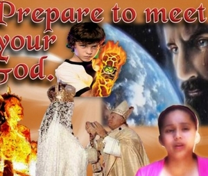 Prepare to Meet Your God - Angelica Zombrano Watch for FREE
