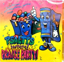 PSALTY FUNTASTIC PRAISE PARTY CD