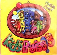 PSALTY KIDS PRAISE 3 CD - Funtastic Family!