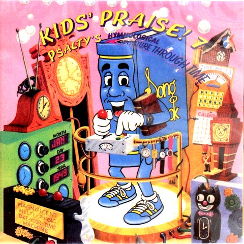 PSALTY KIDS PRAISE 7 CD - A Hymnological Adventure!