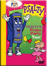 PSALTY PRAISE PARTY TWO!  DVD
