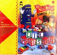 PSALTY SONGS FOR LI'L PRAISERS CD
