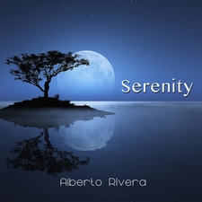 Serenity - Worship and Soaking Meditation Music CD by Alberto Rivera