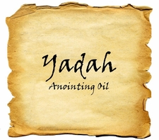 Yadah Pure Anointing Oil Pure Frankincense Special Blend Concentrate Confession of Praise