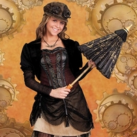 Accessorize the Steampunk Way