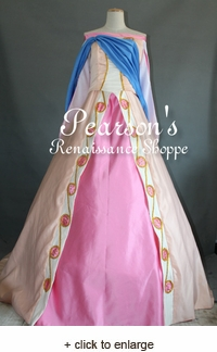 Anastasia Classic Royal Dress
