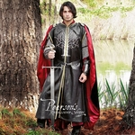 Aragorn Dark Leather Surcoat
