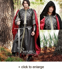 Aragorn Hooded Cape