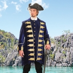 Barbary Coast Pirate Coat